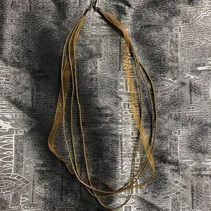 Jewelry - Multi String Choker